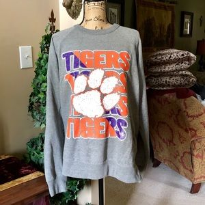 Clemson University Tigers 🐅 sweatshirt size L